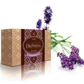 Slika Dr. Pasha naravno milo za aromaterapijo sivka, 100 g