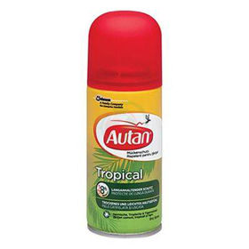 Slika Autan Tropical suhi sprej, 100 mL