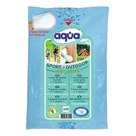 Slika Aqua Šport prednavlažena rokavica za osvežitev, 2 rokavici