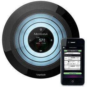 Slika Medisana Target Scale osebna tehtnica za iPhone/iPad/iPod