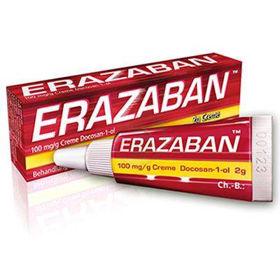Slika Erazaban krema za zdravljenje herpesa na ustnicah, 2 g