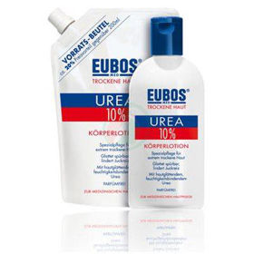 Slika Eubos 10% Urea losjon za telo, 400 mL