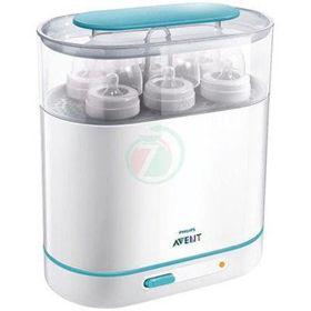 Slika Avent električni parni sterilizator 3 v 1