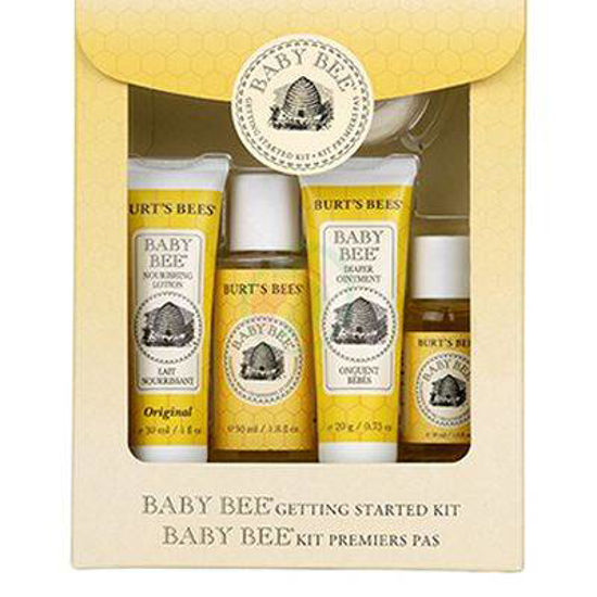 Burt's Bees Baby Bee začetni komplet izdelkov