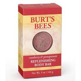 Slika Burt's Bees trdo milo za umivanje telesa z vonjem brusnica & granatno jabolko, 184 g