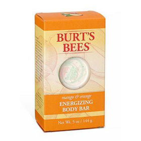 Slika Burt's Bees trdo milo za umivanje telesa z vonjem mango & pomaranča, 184 g
