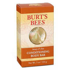 Slika Burt's Bees trdo milo za umivanje telesa z vonjem medu & shea masla, 184 g