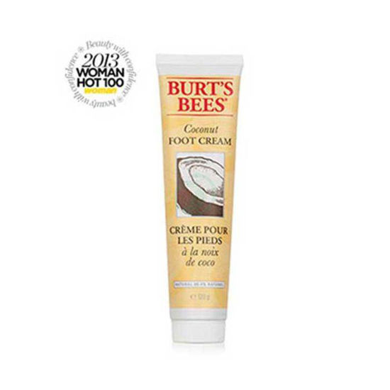 Burt's Bees krema za noge s kokosom, 120 g
