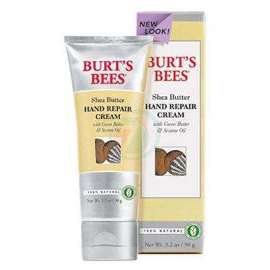 Burt's Bees obnovitvena krema za roke s karitejevim maslom - potovalna velikost, 45 g