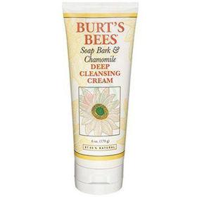 Slika Burt's Bees krema z globokim čistilnim učinkom z izvlečki lubja čilskega milovca in kamilice, 170 g