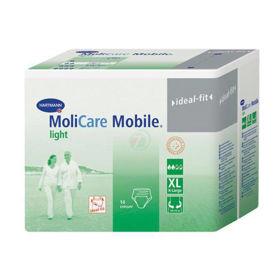 Slika MoliCare Mobile Light hlačne plenice, 14 plenic