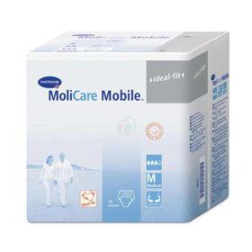 Slika MoliCare Mobile dnevne hlačne plenice, 14 plenic