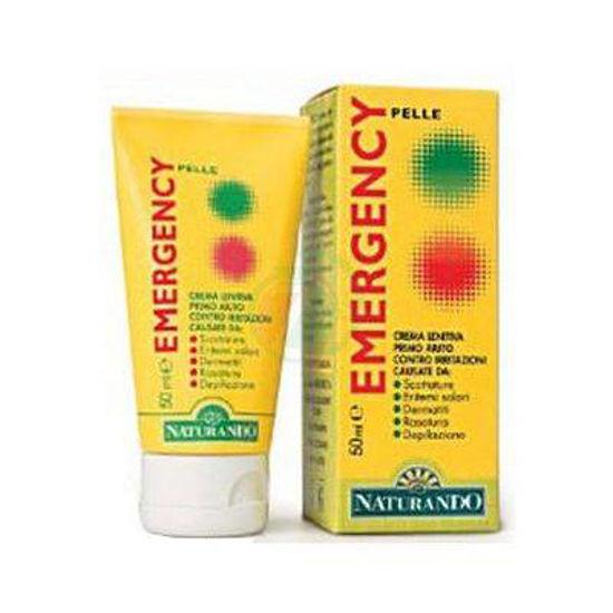 Naturando emergency krema za prvo pomoč, 50 mL