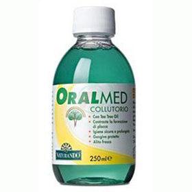 Slika Naturando oralmed ustna voda na osnovi rastlinskih izvlečkov, 250 mL