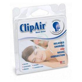 Slika Clipair nosna sponka za odpravo smrčanja in lažje dihanje