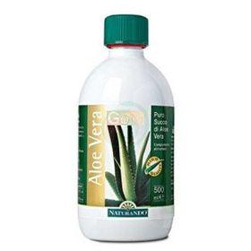 Slika Naturando aloe vera gold sok z aktivnimi sestavinami, 500 mL