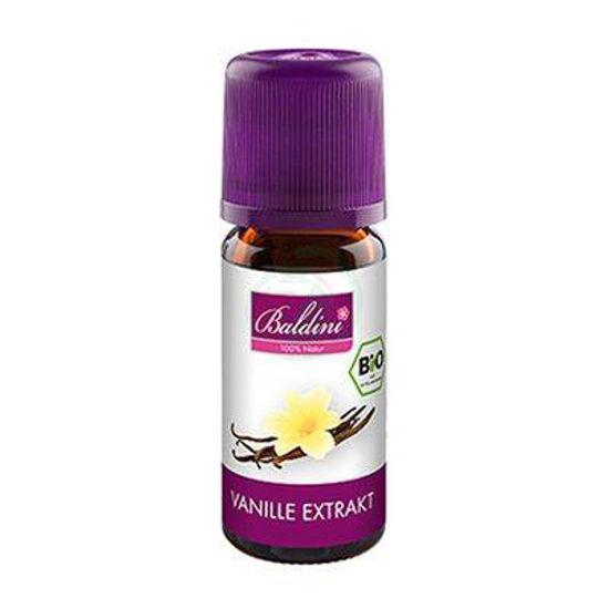 Baldini bio začimbno olje z esenco vanilije, 5 mL