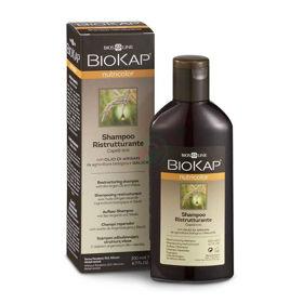 Slika Biokap nutricolor šampon za barvane lase z arganovim oljem, 200 mL