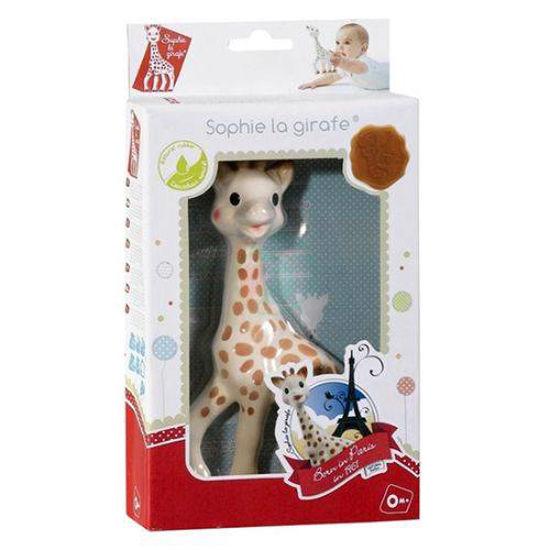 Žirafa Sophie, najboljša prijateljica dojenčkov!