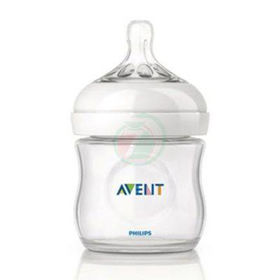 Slika Avent Natural PP steklenička, 125 mL