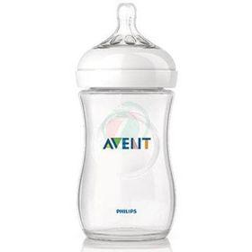 Slika Avent Natural PP steklenička, 260 mL