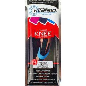 Slika Kinesio Pre-Cut protibolečinski elastični trak za koleno