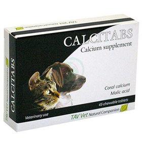 Slika CalciTabs, 45 tablet