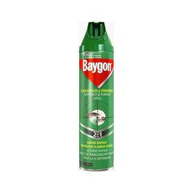 Slika Baygon S&F sprej proti gomazečim insektom, 400 mL