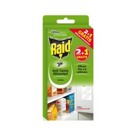 Slika Raid Food Moth proti živilskim moljem, 3 odganjalci