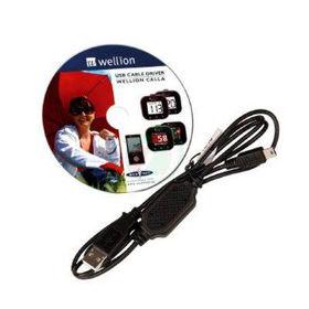 Slika Wellion Calla USB kabel in gonilnik za računalniški priklop