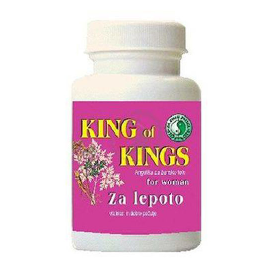 King of Kings kapsule za ženske, 25 g