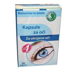 Slika Visiona Master kapsule za oči, 30 kapsul
