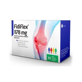 Slika FidiFlex 1178 mg prašek - tromesečna terapija, 3x30 vrečk