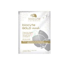 Slika Biocyte Gold zlata maska, 1 maska