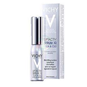 Slika Vichy Liftactiv serum 10 za okoli oči in trepalnice, 15 mL
