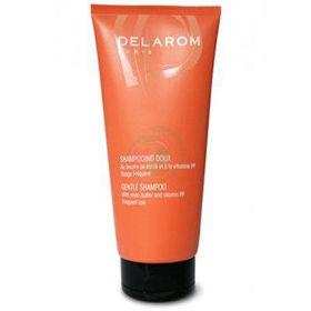 Slika Delarom nežni šampon s karitejevim maslom, 200 mL