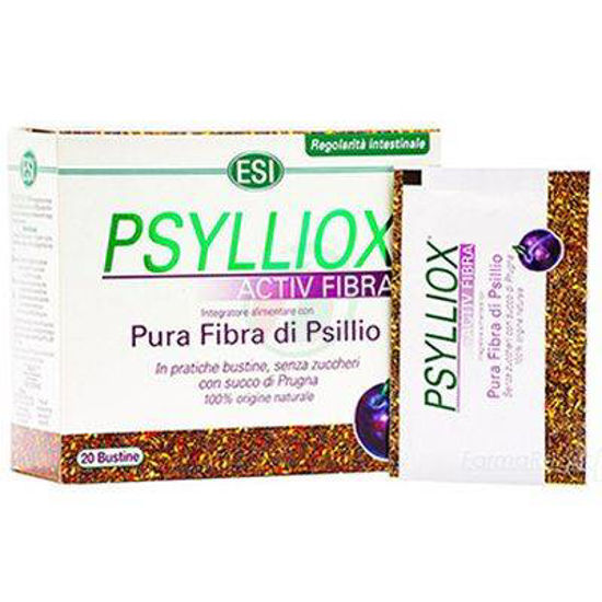 Psylliox aktivne vlaknine - 20 praškov ali 2+1 GRATIS