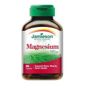 Slika Jamieson elementarni magnezij 250 mg, 90 kapsul