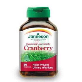 Slika Jamieson brusnica 500 mg, 60 kapsul