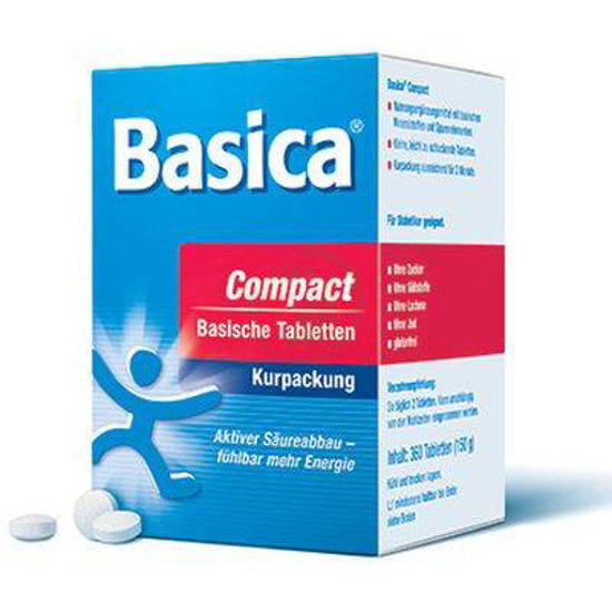 Basica compact, 360 tablet