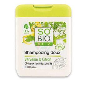Slika So'Bio Etic šampon verbena&limona, 250 mL