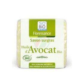 Slika So'Bio Etic trdo vlažilno milo z bio avokadovim oljem, 100 g