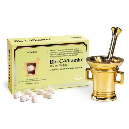 Pharma Nord Bio-Vitamin C 750 mg, 30 tablet