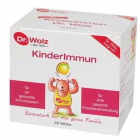 Slika Dr.Wolz KinderImmun prašek v vrečicah, 30x2 g