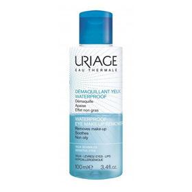 Slika Uriage vodoodporen čistilec za odstranjevanje ličil, 100 mL