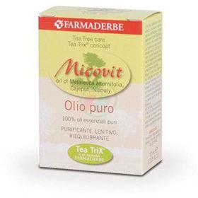 Slika Farmaderbe Micovit eterično olje čajevca, 10 mL
