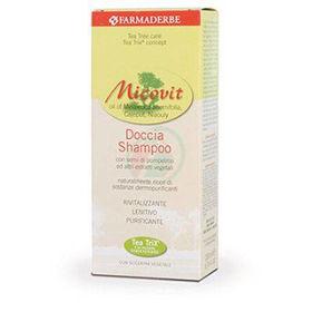Slika Farmaderbe Micovit 2v1 šampon za lase in telo, 200 mL