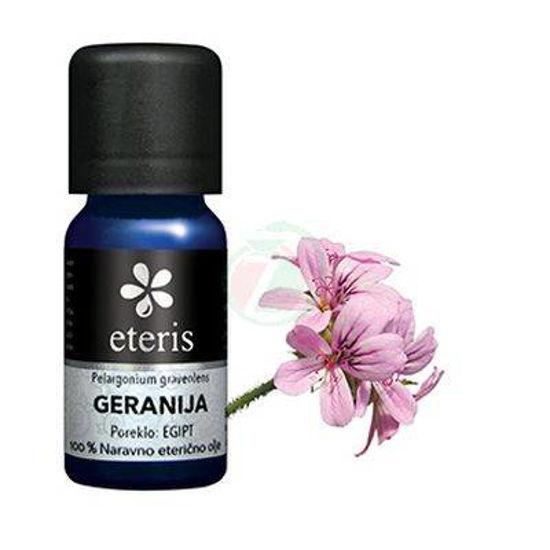 Eteris eterično olje geranija, 10 mL