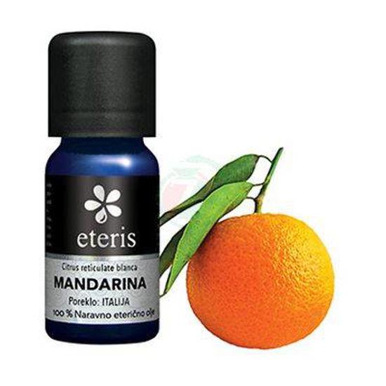Eteris eterično olje bio mandarina, 10 mL