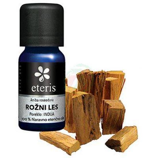 Eteris eterično olje Rožni les, 10 mL
